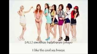 AOA - JOA YO! (I Like It!) [Lyrics/Romanization/English Tran...