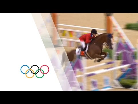 Equestrian - Karen O'Connor - Highlights | London 2012 Olympics