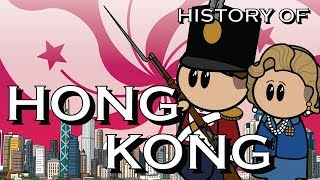 The Animated History of Hong Kong