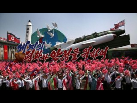 Thumbnail: North Korea flaunts missiles in massive military parade