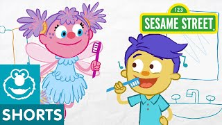Sesame Street: Brushing Your Teeth | Abby's Advice #1