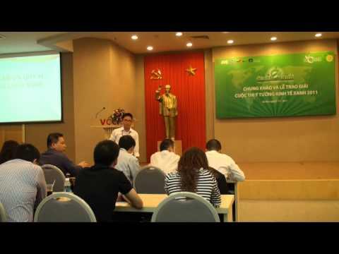 KTX2011- Mô hình chăn nuôi khép kín bò & trùn quế & gà đồi P2