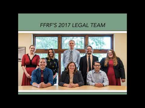 Legal Team - 2017 National Convention