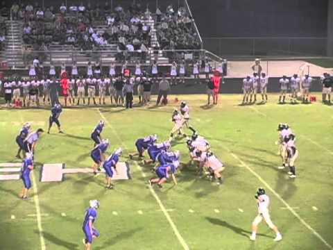 Al Cobb QB C/O 2013 Junior Highlights