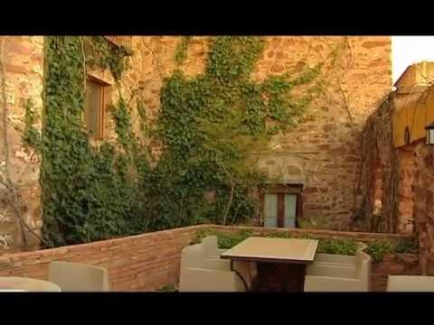 hotel jard n vertical ruta del vino de castell n youtube