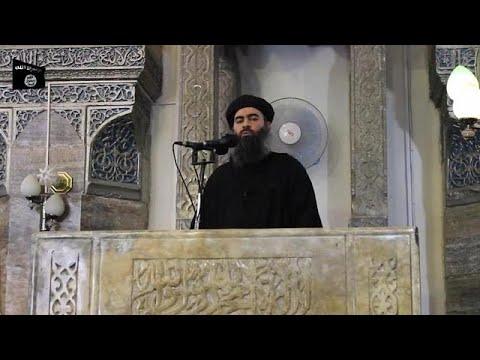 Baghdadi breaks his