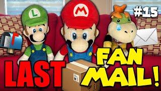 LAST Super Mario Richie Fan Mail! - #15
