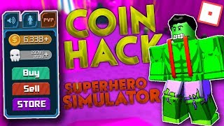 [OP!] Superhero Simulator SCRIPT - UNLIMITED TP COINS [ROBLOX] HACK/EXPLOIT 2019