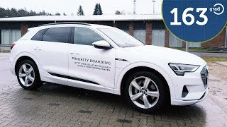 2019 Audi e-tron 55 quattro - Elektro SUV von Audi als Alternative zum Tesla ?  audi etron