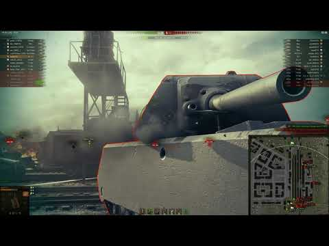 World Of Tanks Наступление Клан R-TS (Rockets) Vs Клан ST-Q(STATUS QUO)