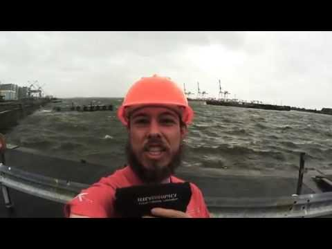 Typhoon Neoguri Report from Nagoya, Electroimpact News 2014