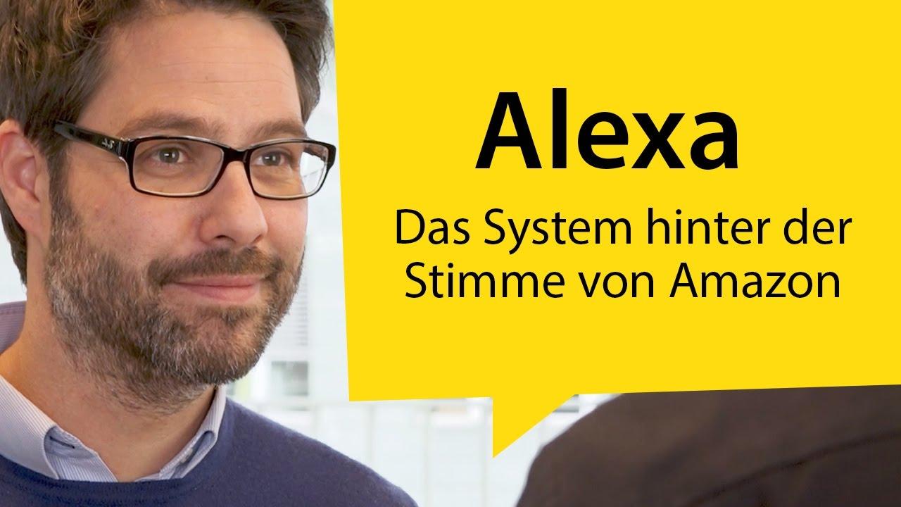Alexa Stimme