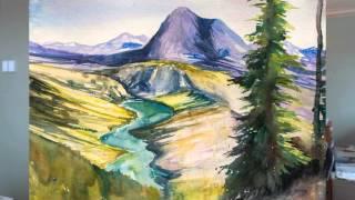 Watercolor Supplies: Indigo Art Papers