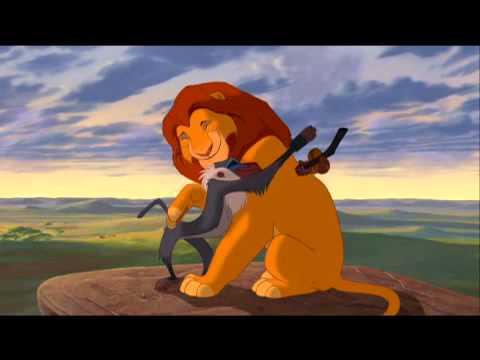 El rey león 3D - Trailer en español