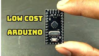 How to program arduino pro mini by an arduino uno