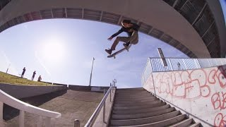 DC SHOES: THE EVAN SMITH SIGNATURE SHOE ABDUCTION