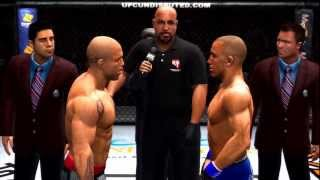 UFC: Wanderlei Silva vs George ST Pierre HD
