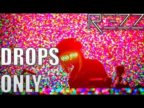 Rezz - Drops Only @Bonnaro Music Festival 2017
