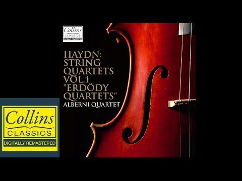 """Haydn - String Quartets """"Erdody"""" No.60 to No.62 - Alberni Quartet"""