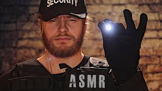 [ASMR] Obnoxious Security Guard (This'll give you Triggers)