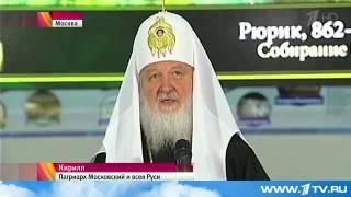 На ВДНХ теперь можно окунуться в атмосферу Древней Руси и царской России   Первый канал(, 2015-12-29T10:31:15.000Z)