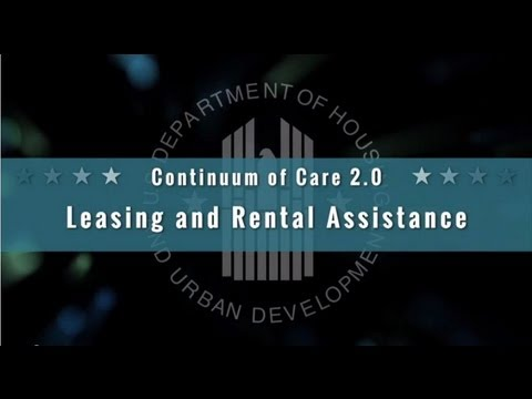 Leasing and Rental Assistance Under the CoC Program