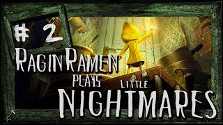 No Ellie's Were Harmed | Little Nightmares EP 2 Lets Play