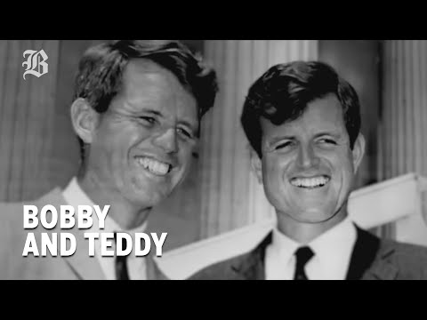 Ted Kennedy, Part 2: With Bobby, after Bobby