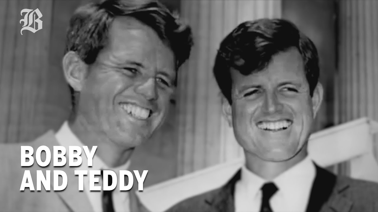 Download After Bobby's assassination, Ted Kennedy was the only brother left | Boston Globe