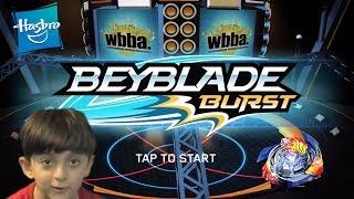 Beyblade Burst Hasbro App Gameplay (IOS Ver) + Thoughts