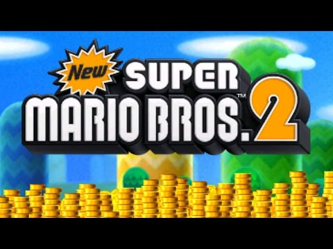 New Super Mario Bros. 2 Worlds 1 - 9 Full Game (100%)