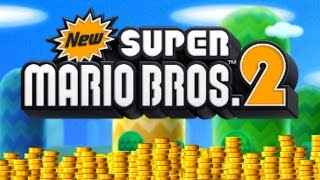 New Super Mario Bros. 2 Worlds 1 - 9 Full Game (100%)