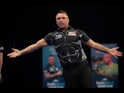 """Gerwyn Price on Grand Slam hat-trick: """"I saw my picture on the wall and thought – I want that again"""""""