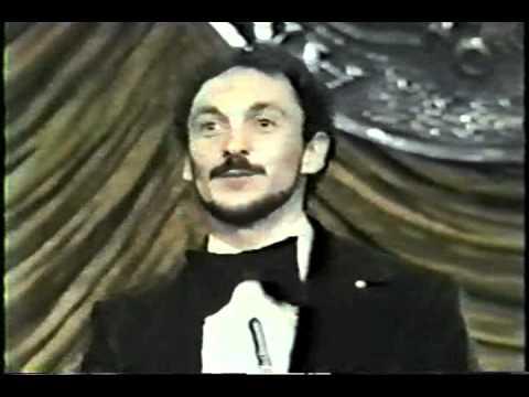 Michael Bennett 1974 Tony Awards