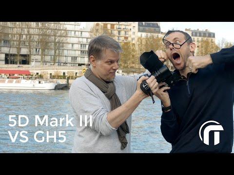 #BokehBattle : Canon 5D VS Lumix GH5