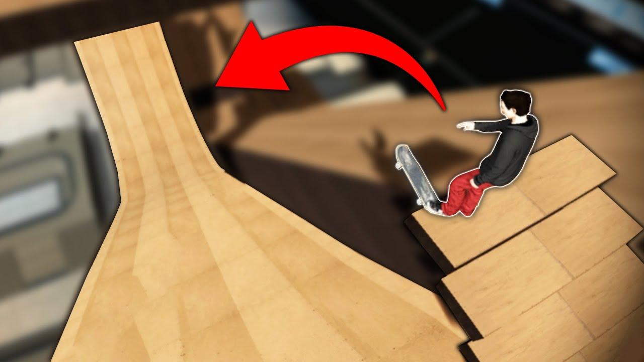 THE MOST DANGEROUS SKATEPARK EVER! (Skate 3)