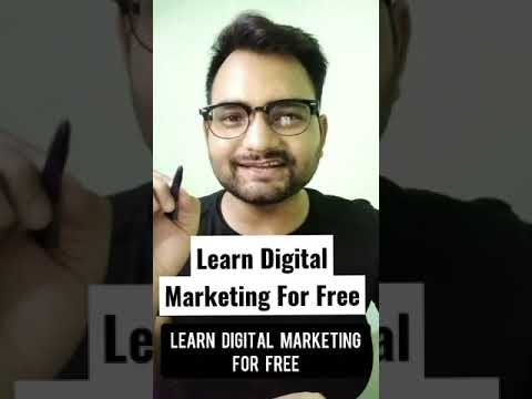 Digital Marketing Course For Free | Learn Digital Marketing |