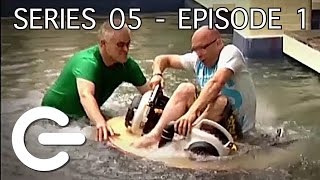 The Gadget Show - Series 5 Episode 1