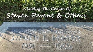 Manson Family Victim Steven Parent & Actor Schlitze Surtees+American Horror Story Filming Location