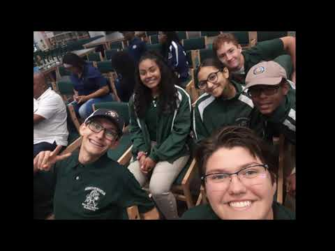 Kennesaw Mountain High School NJROTC 2019-2020 End of year video