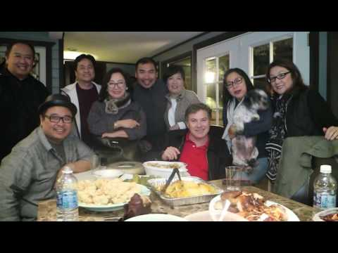 2017 New Year's Day Dinner NoHo, San Fernando Valley California