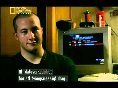 National Geographic Hacker - 2010 Documentary - Part (2/4)