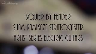Baixar Squier By Fender Sham Kamikaze Signature review