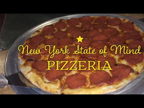 New York State of Mind Pizzeria Double Pepperoni Aguirre Avenue Paranaque by HourPhilippines.com