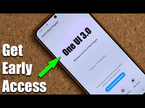 Samsung ONE UI 3.0 (Android 11) Public Beta - How To Get Early Exclusive Access!