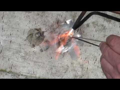C mo reparar remaches en una lancha de aluminio youtube for Precio de remaches de aluminio