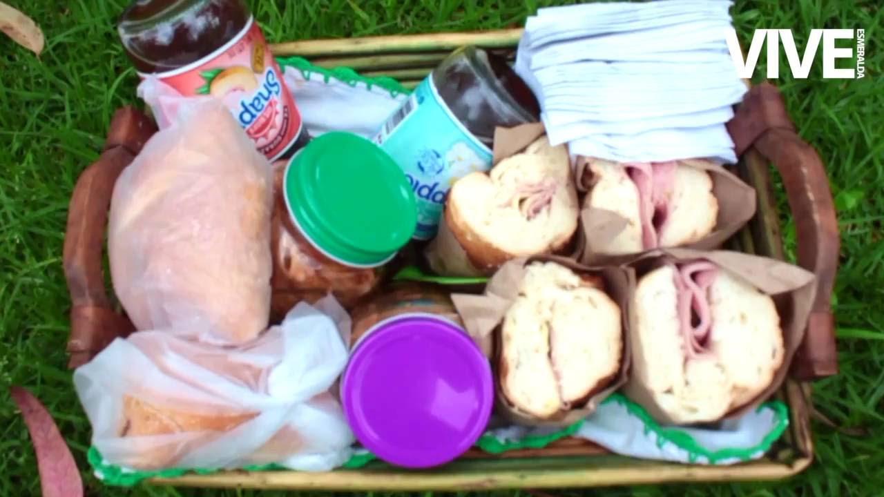 Como hacer un picnic para ninos