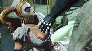 BATMAN TOCANDO A HARLEY QUINN!!! | Arkham Asylum en Español (Return to Arkham PS4) | #9