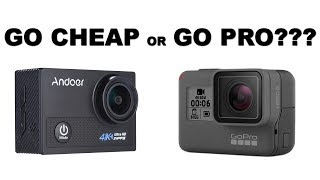 ANDOER 4K ACTION CAMERA ULTIMATE REVIEW!
