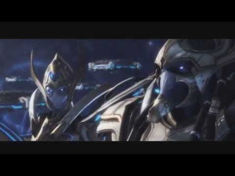 Trailer de StarCraft II: (Legacy of the Void) Español Latino HD
